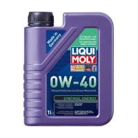 Моторное масло LIQUI MOLY Synthoil Energy 0W40, 1л